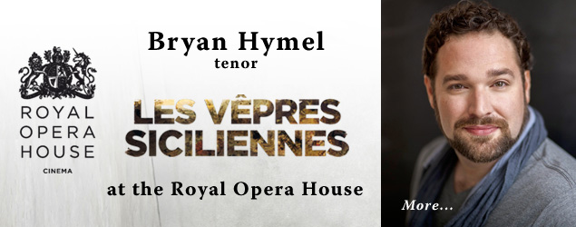 Interview with Bryan Hymel