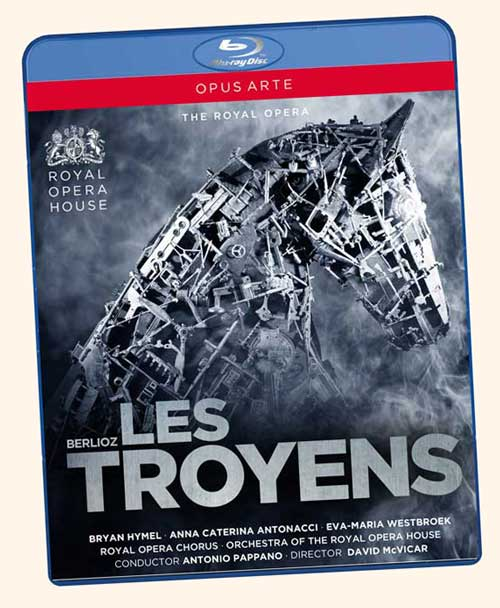 <i>Les Troyens</i> on Blu-ray with Bryan Hymel…